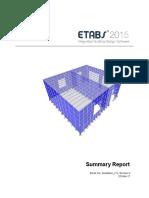 etabs report