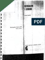 Lamana Manuel - Existencialismo Y Literatura-1