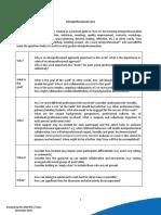Guideline 1 - Interprofessional Lens