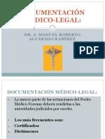 DOCUMENTACIÓN MÉDICO-LEGAL