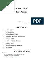 2. Chapter 2 Force Vectors (1).ppt