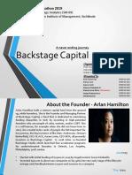 Backstage Capital
