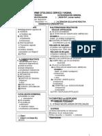Informes Citologico , Colposcopico y Vulvoscopico Impresion