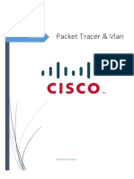 Packet Tracer Vlan