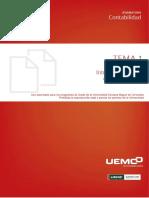 Temario completo contabilidad UEMC 2018