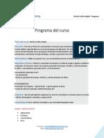 Programa Diseno Grafico Digital
