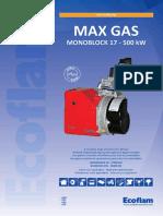 MAX GAS Thermowatt
