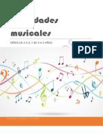 Actividad Musical