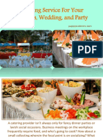 Catering Service For Your Business, Wedding, ppt.pdf