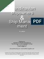 Scandinavian Shipowners