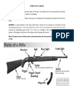 Parts of a Rifle