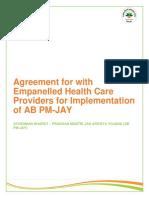 Model Agreement Assurance Model EHCP