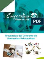 Prevención Consumo de Sustancias Psicoactivas