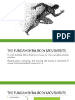Fundamental Movement