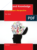 Per Dahl_Music and Knowledge