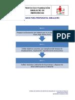 Planeación Simulacro de Emergencias (1)