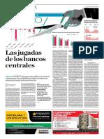 Las Jugadas de Los Bancos Centrales