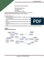 Lab Programs of DBMS