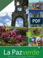Areas verdes de la ciudad de La Paz