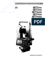 Sokkia Setx100 Operators Manual 0(1)