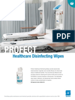 l1091 Profect Healthcare Disinfecting Wipes