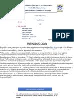 Analisis de Estructura Ppt