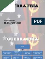 PPT guerra fria