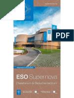 ESO Supernova General Information (German)