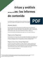 Marketing Digital Marketing Móvil SEO y Analítica ... ---- (3. Métricas y Análisis Básicos Los Informes de Contenido)