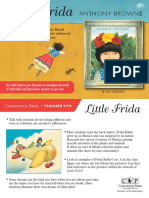Little Frida Teacher Tip Card