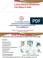 01_Smart Grid-General Introduction and Its Status in India_S C Srivastava