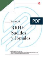 Manual Sueldos y Jornales