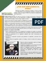 091019 Reporte Diario SSO