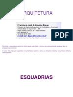 Aula 02.2 Esquadrias 2018