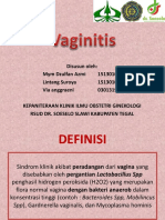 vaginitis