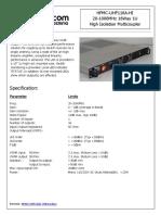 HPMC-UHF116A-HI