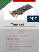 Tuner Card