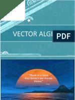 1.1 Vector Algebra
