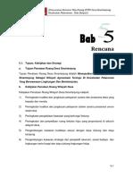 BAB 5 Rencana