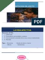 Psicopatología del afecto