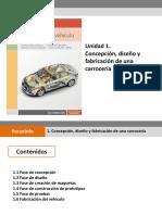 UD 01 Estructuras Vehículo