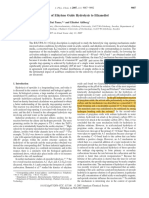 Hydrolisis of Ethanodiol