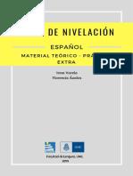Material extra del taller de literatura del ciclo de nivelación  UNC 2019