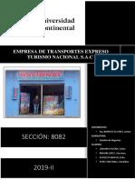 Empresa de Transportes Expreso Turismo Nacional s.a.c