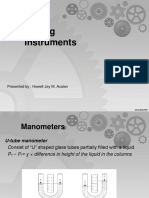 Measurements Instruments