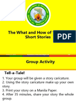 2 the What and How of Wrting Short Story