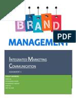 Brands Assignment