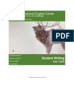 IEC Showcase StudentWriting Fall1 FINAL