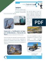 Brochure Cac Engineering Inspeccion 2019