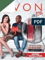 Folheto Avon Cosméticos - 19/2019